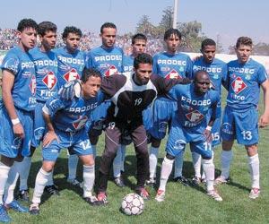 GFNE-1 : Le Difaâ d'El Jadida et le KAC s'imposent au championnat