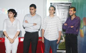 Quatre ingénieurs porteront le drapeau marocain en Pologne