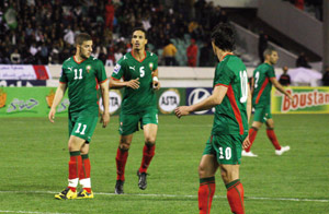 Les Lions de l'Atlas veulent réussir le test contre la Guinée équatoriale