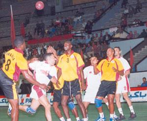 Handball : le Maroc se prépare au Mondial