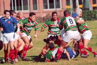 Rugby : le Maroc affronte la Namibie