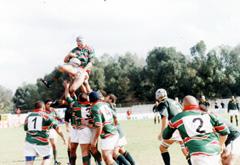 Rugby : mêlée africaine au Maroc