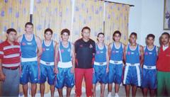 Agadir réunit les boxeurs juniors