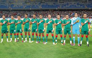 Maroc- Gabon: 2-0 : Victoire sans forcer de l'équipe nationale olympique