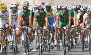 Les cyclistes nationaux se préparent pour les Jeux olympiques-2012