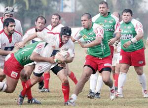 Tournoi international africain de rugby de Safi : Maroc-Kenya en finale