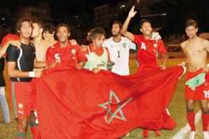 47 médailles pour le Maroc
