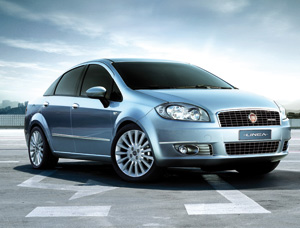 Fiat Auto va produire la Linea en Russie