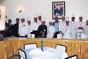 Tanger : Concours pour la promotion de l'art culinaire