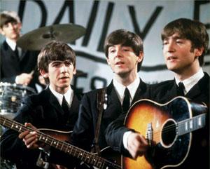 Le mythe des Beatles