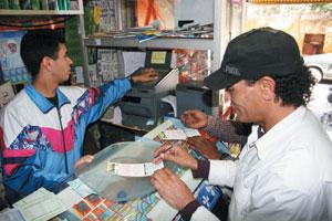 Les fous de la loterie à la recherche du gros lot