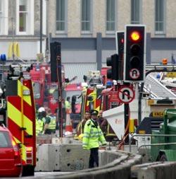 Londres : Sur la piste des kamikazes