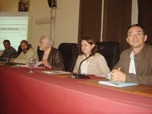 Oujda : Échange de pratiques culturelles   dans le pourtour méditerranéen