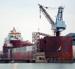 Les armateurs contre le Plan Ghellab
