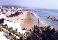 Tourisme : démarrage de Taghazout