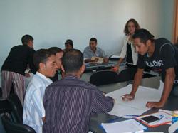 Rabat accueille le réseau maillage