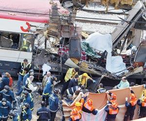 Attentats de Madrid : début du procès