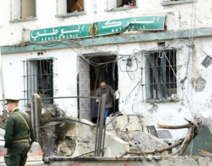 L'Algérie secouée par de nouveaux attentats