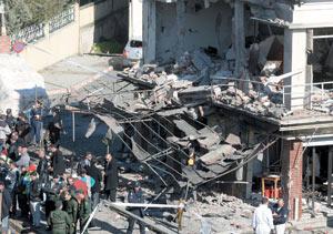 Terrorisme : Quatre morts dans un attentat suicide en Kabylie