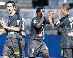 Coupe de la Ligue : Bordeaux en finale