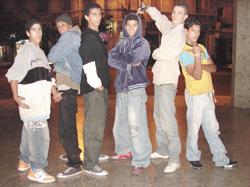B. Boys : les breakdanseurs du boulevard lalla Yacout