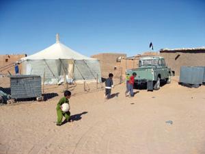 HRW préoccupée par la situation des droits de l'Homme à Tindouf