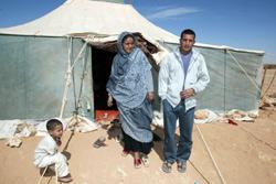 Tindouf : Ça bout dans les camps
