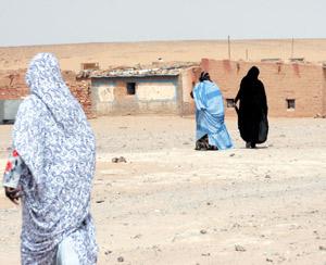 Les camps de Tindouf portés à l'écran