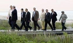 G8 : Le sommet de la pauvreté