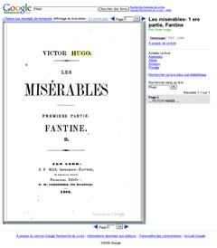 High-tech : Des livres gratuits sur «Google Book»