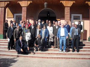 Marrakech : Visite du comité espagnol de l'Unicef
