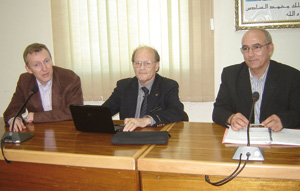 Oujda : évaluation de la coopération universitaire belgo-marocaine