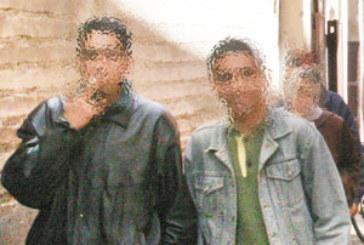 Deux cousines violées par un trio
