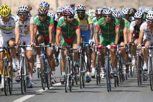 Le Maroc sera représenté par neuf cyclistes en Australie