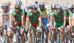 Le cyclisme national leader au classement de l'Africa Tour