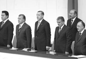 Turquie : Le nouveau Parlement turc prête serment