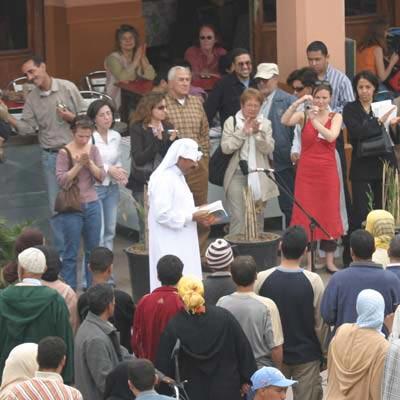 Un printemps en poésie à Marrakech