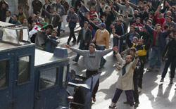 L'Algérie renoue avec l'insécurité