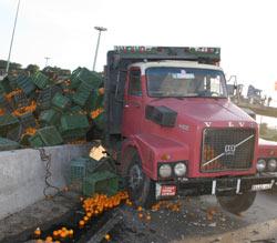 Barrer la route aux accidents