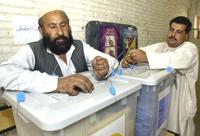 Afghanistan : un scrutin historique