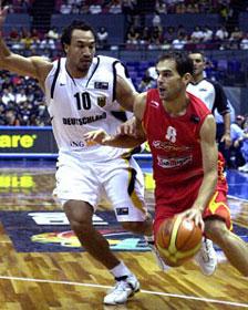 Basket : l'Espagne crée la surprise