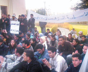 ENSAM : les étudiants montent au créneau