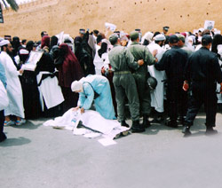 Les détenus salafistes continuent le forcing