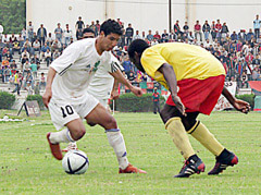 CAF : une finale maghrébine