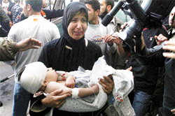 Gaza : le massacre continue !