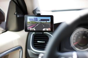 Navigation Garmin sur Volvo : Quand GPS rime avec finesse