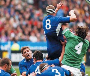 Rugby : L'énorme désillusion française