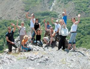 Près de 6,72 millions de touristes ont visité le Maroc en 2007