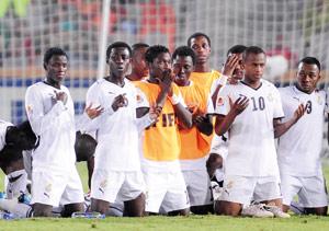 Le Ghana à l'assaut du premier titre