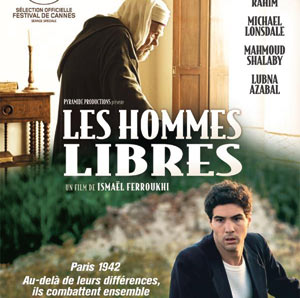 Cinéma : «Les hommes libres» sur les écrans en France